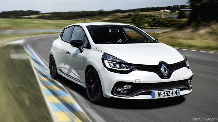 news renault s hardcore clio rs trophy swings in at 43k. Black Bedroom Furniture Sets. Home Design Ideas