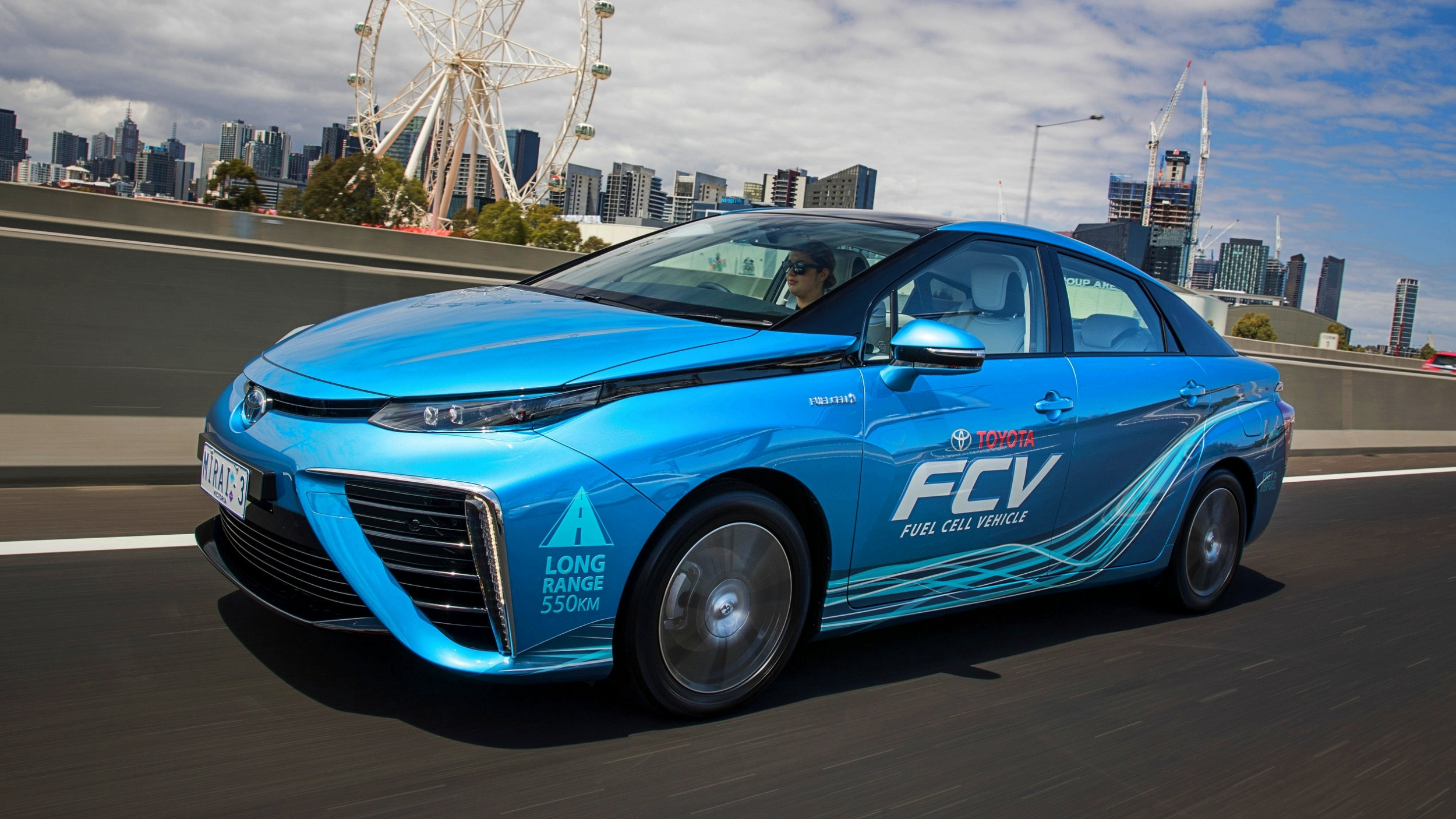 News - Toyota Hydrogen Cars Will Be Cost-Competitive By 2025 — Report