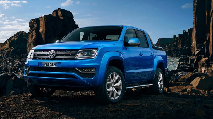 2018 Volkswagen Amarok V6 Now 3.5-Tonne Tow Rated