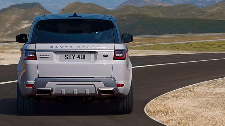 2018 Range Rover Sport P400e Autobiography