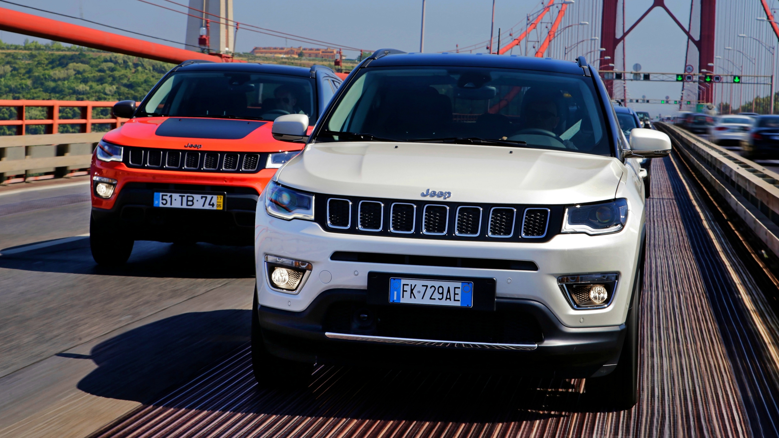 news 2018 jeep compass detailed here in december. Black Bedroom Furniture Sets. Home Design Ideas