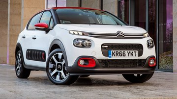 2017 Citroen C3 PureTech 110 - UK