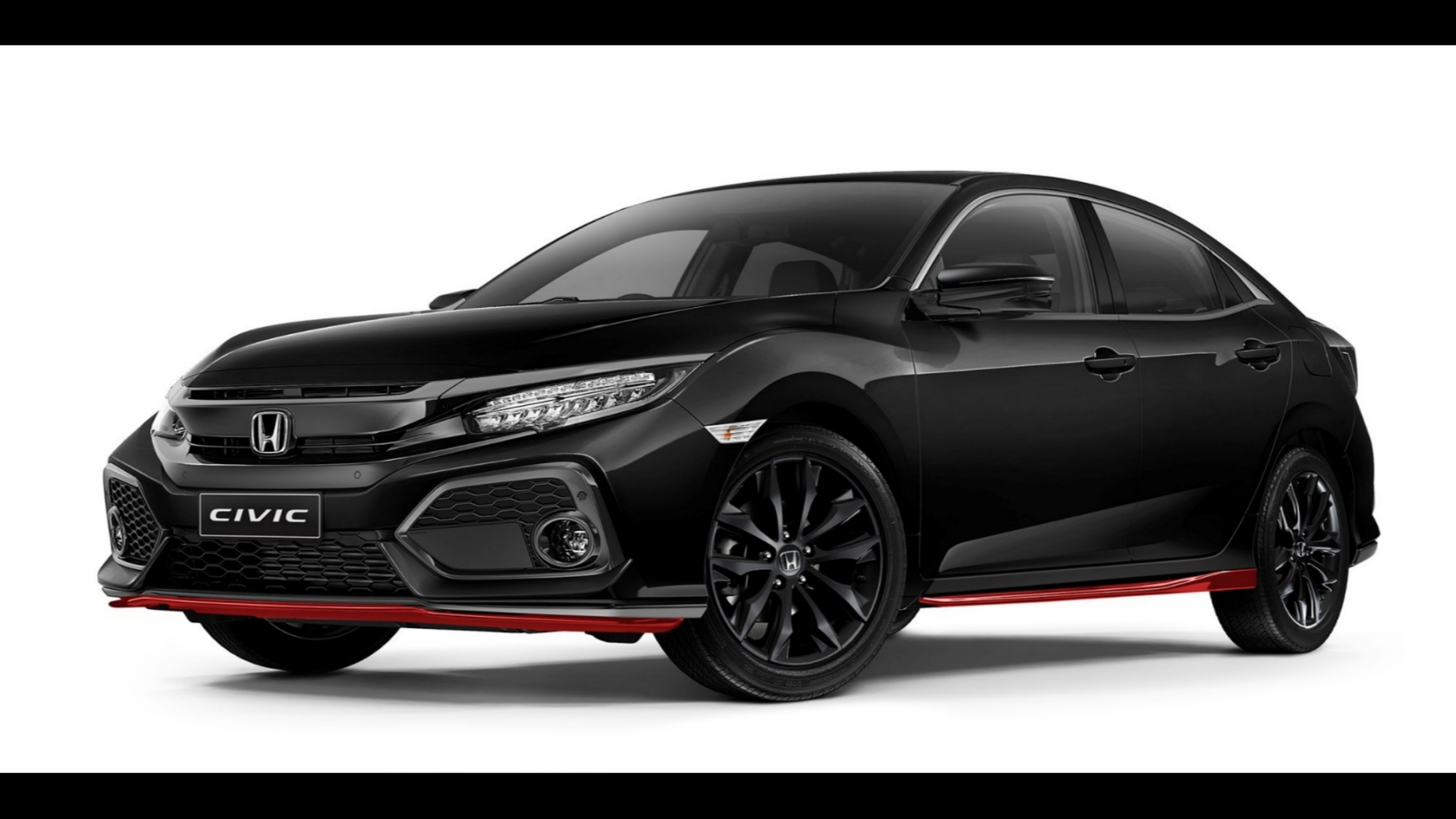 news honda civic red editions arrive to celebrate type r. Black Bedroom Furniture Sets. Home Design Ideas