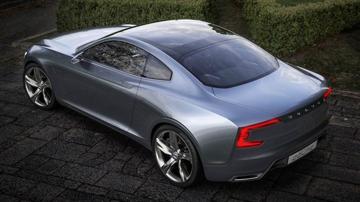 2013 Volvo Coupé Concept