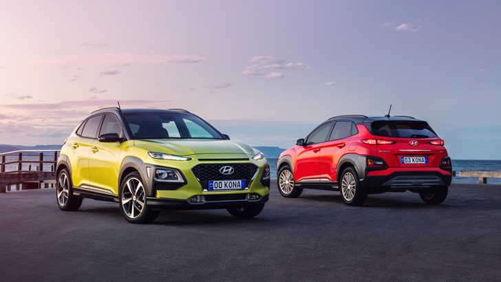 2018 Hyundai Kona Lands, From $24,500