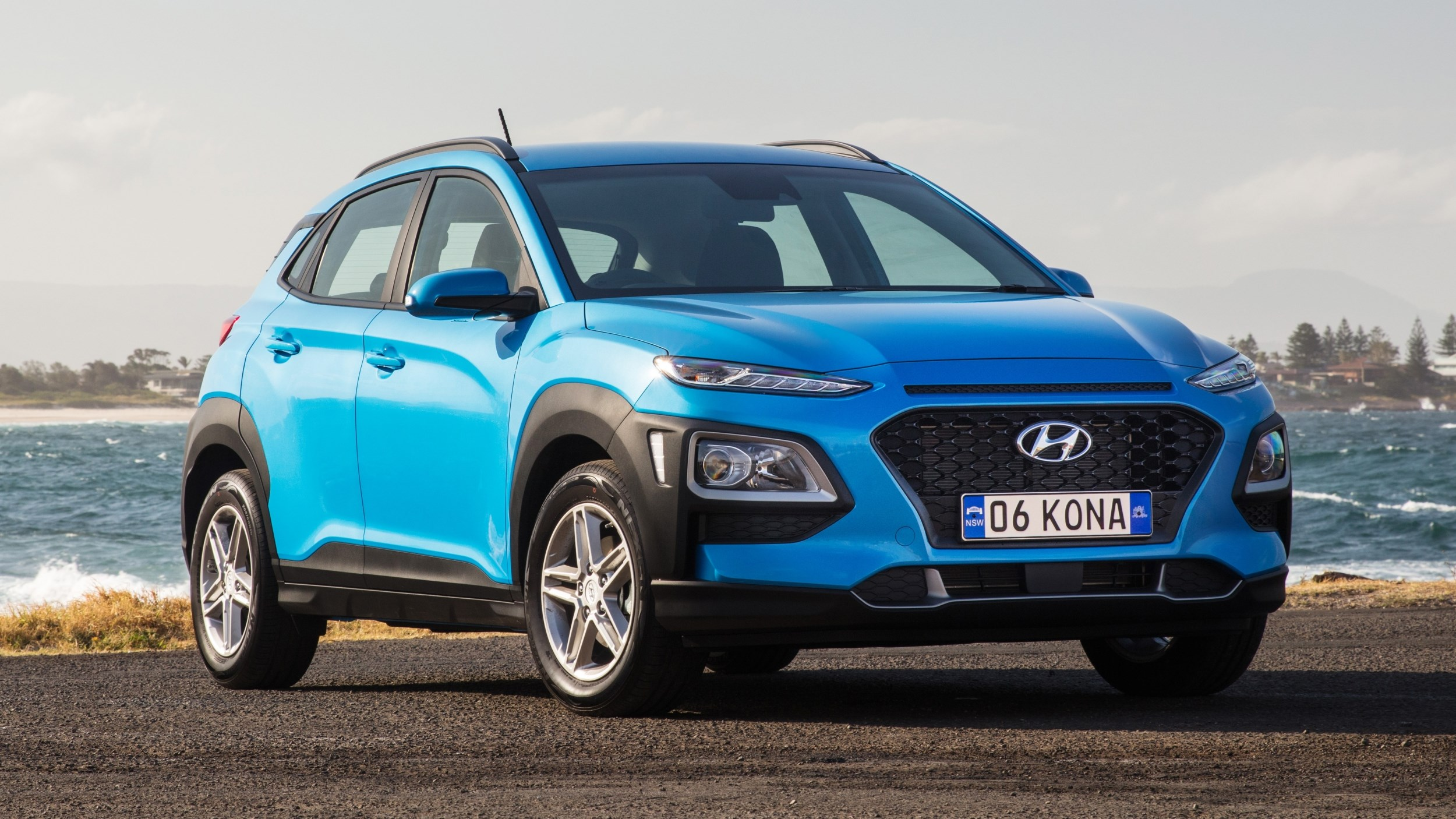 2018 Hyundai Kona Lands, From $24,500 Thumbnail