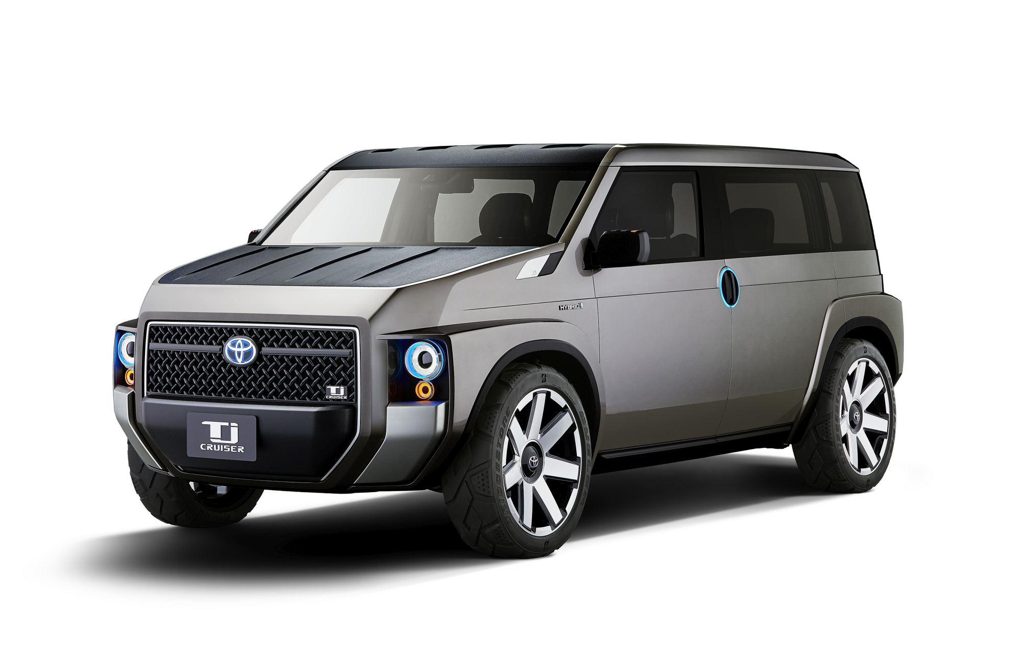 News - Toyota Readies Tj Cruiser Concept For Tokyo Unveil