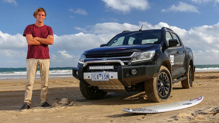 2018 Holden Colorado Z71 'Wilko Surf Ute'