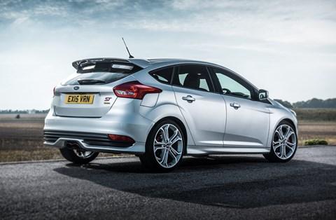 2018 Ford Focus Will Echo Fiesta's Upmarket Shift