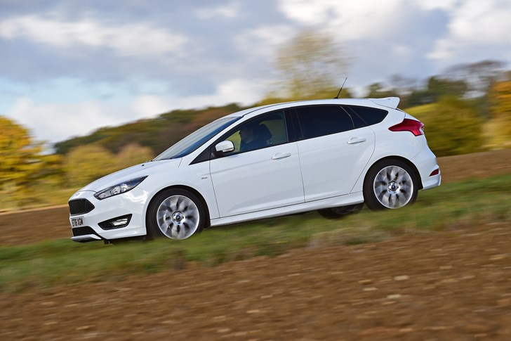 2018 Ford Focus Will Echo Fiesta's Upmarket Shift