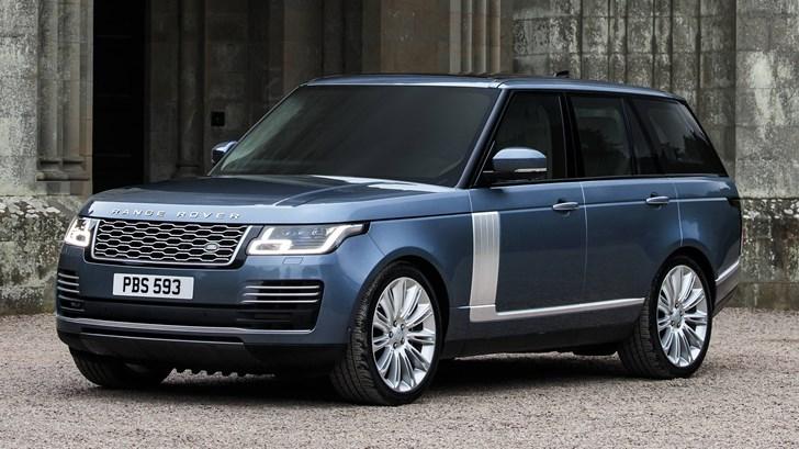 2018 Range Rover TDV6 Autobiography