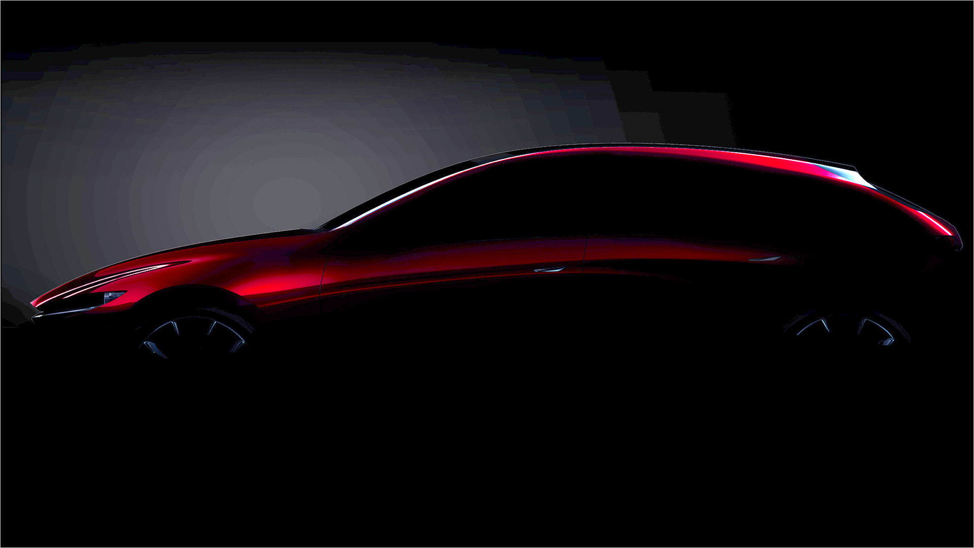 News Mazda Teases All New Mazda3 Concept For Tokyo Unveil