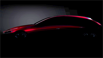 Mazda Teases All-New Mazda3 Concept For Tokyo Unveil