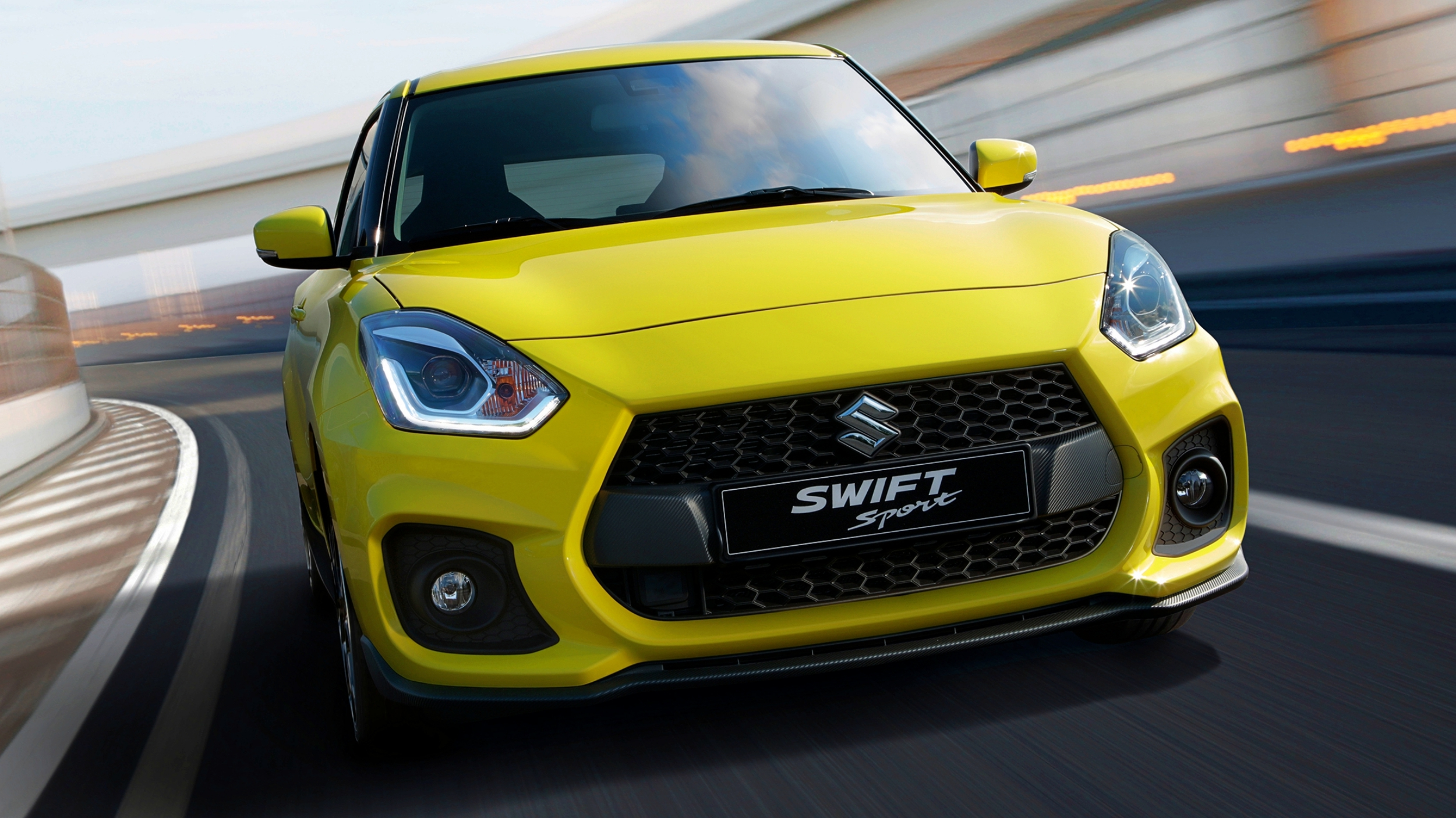 news suzuki confirms 2018 swift sport due q1. Black Bedroom Furniture Sets. Home Design Ideas