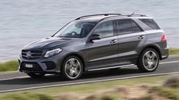 2017 Mercedes-Benz GLE 500 4MATIC AMG-Line