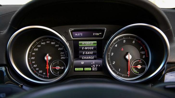 2017 Mercedes-Benz GLE 500e 4MATIC