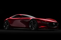 First Look At Mazda Sequel To The RX Vision Concept