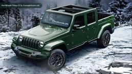 2018 Jeep Wrangler - JLWrangler Renderings