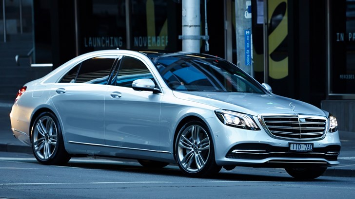 News 2018 Mercedes Benz S Class Arrives From 196 000