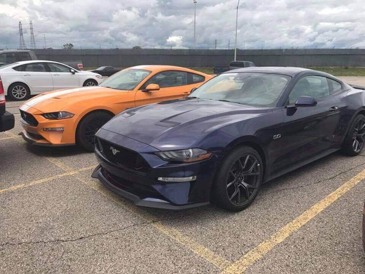 News 2018 Mustang Camaro Performance Pack Bites At Camaro 1le
