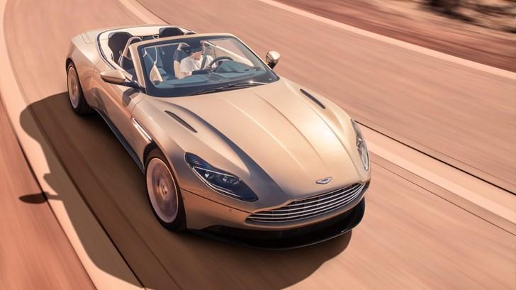 Aston martin db11 tyre size