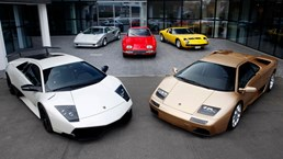 Lamborghini V10 And V12 To Stay, For Now — Report