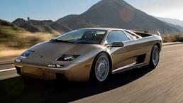 2001 Lamborghini Diablo VT 6.0-V12 SE