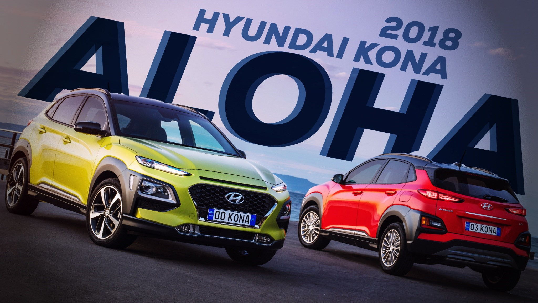 2018 Hyundai Kona Lands, From $24,500