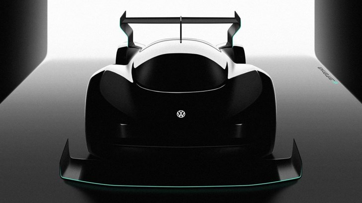 Volkswagen Returning To Pikes Peak With Electric Racer