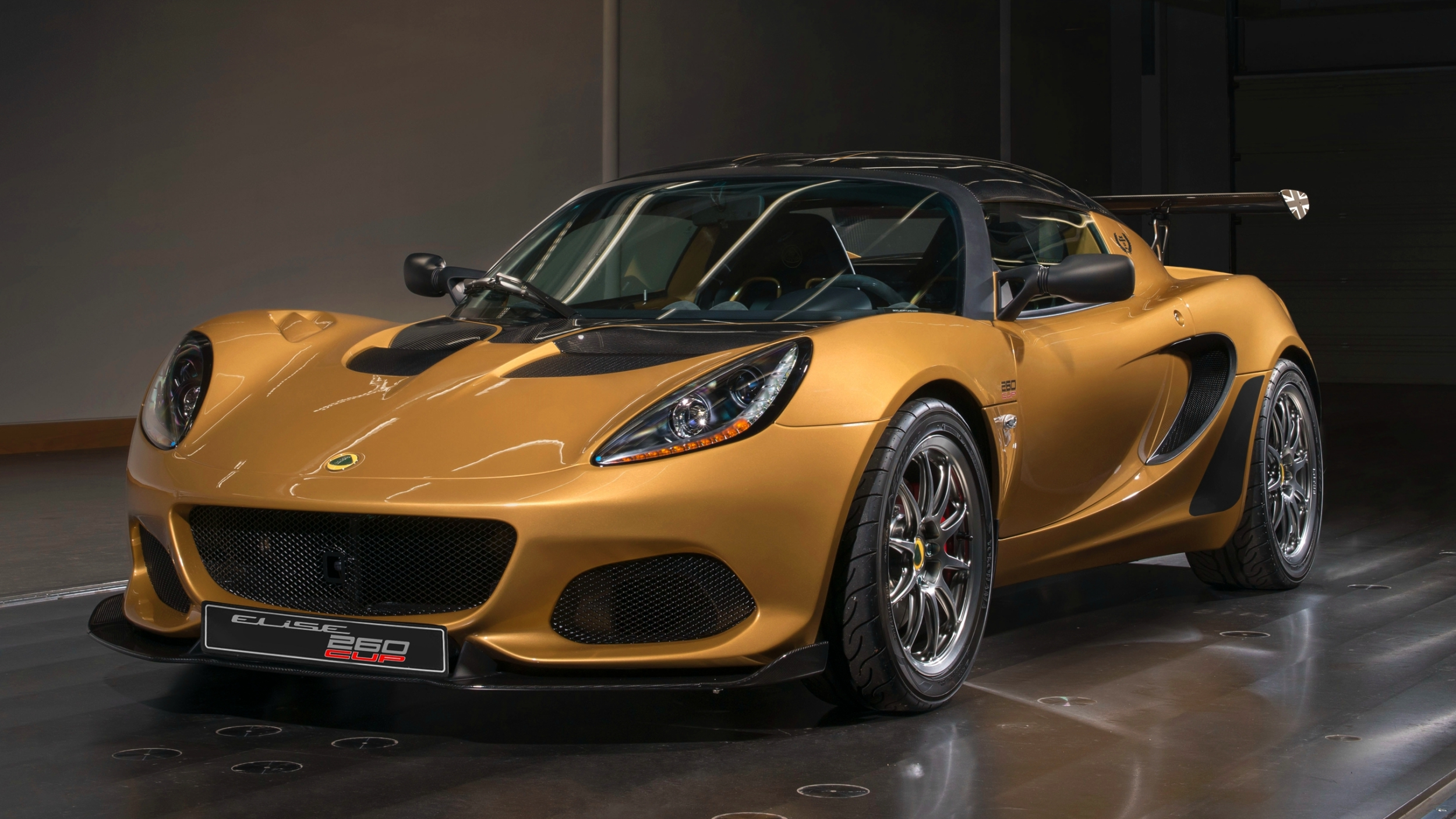 News 2018 Lotus Elise Cup 260 Drops Weight Adds Power