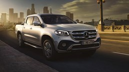 2018 Mercedes-Benz X-Class Aims To 'Inspire Followers'