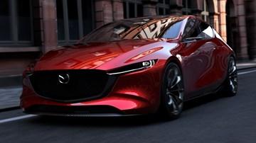 2017 Mazda Kai Concept - Tokyo Motor Show