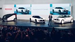 2017 Honda Sports EV Concept - Tokyo Motor Show