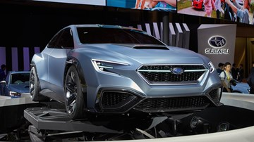 2017 Subaru Viziv Performance Concept - Tokyo Motor Show