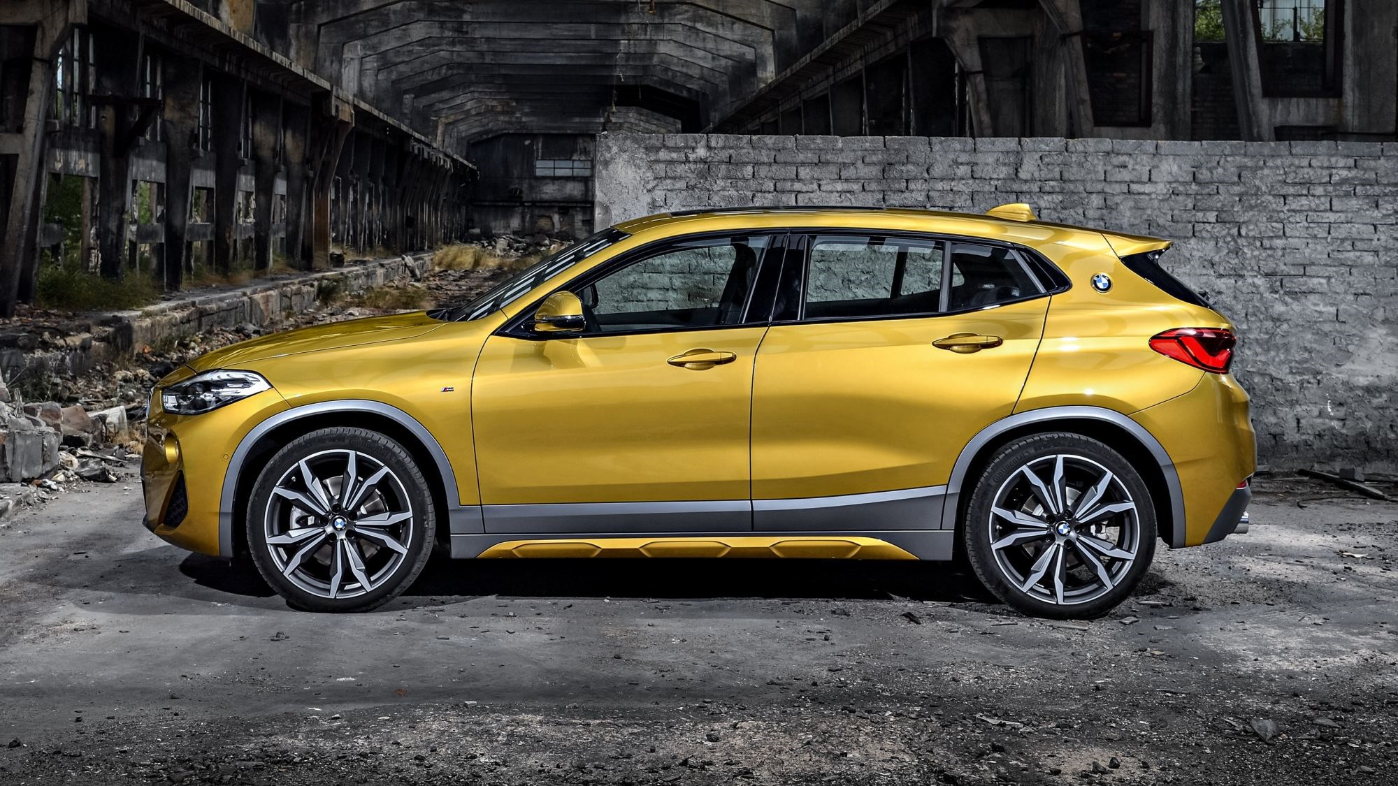 2018 BMW X2, Munich's Bold New Coupe Crossover Thumbnail