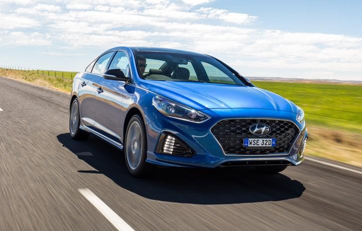 2018 Hyundai Sonata - Australia