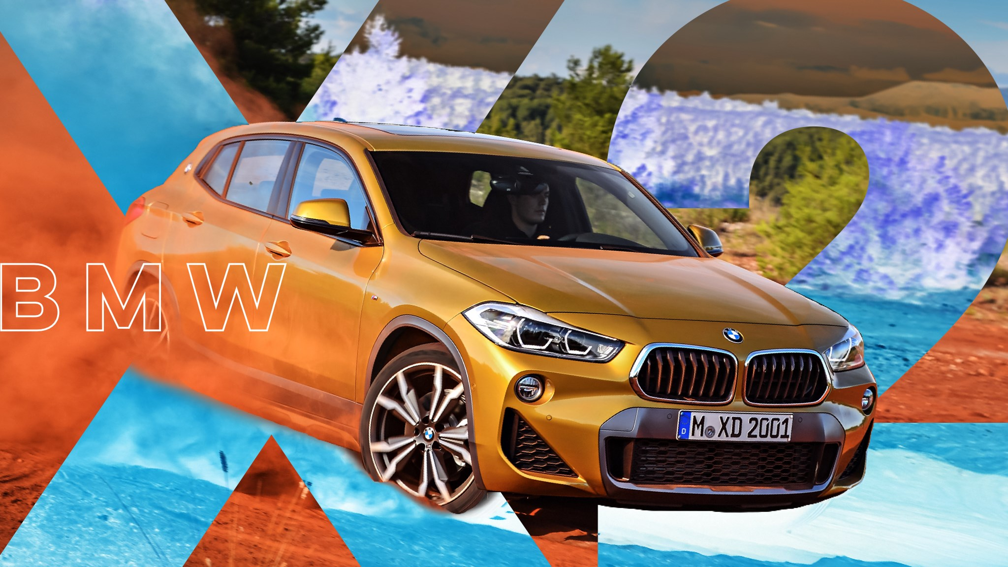 2018 BMW X2, Munich's Bold New Coupe Crossover