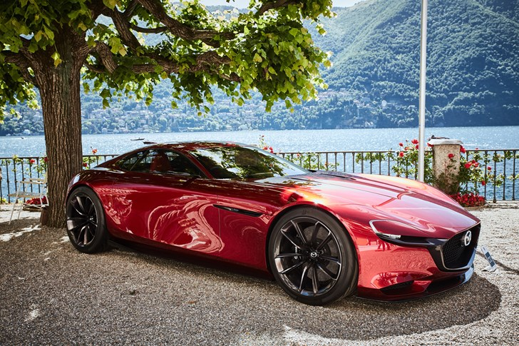 News No New Mazda Rx Before 2020 Rotary Motor As Range Extender