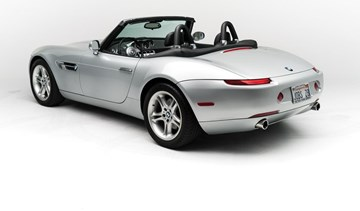 Steve Jobs' Immaculate BMW Z8 Is Headed To Auction In NYC
