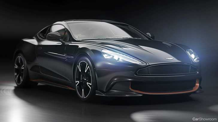 News Aston Martin Vanquish S Given The Ultimate Swan Song - Aston martin news