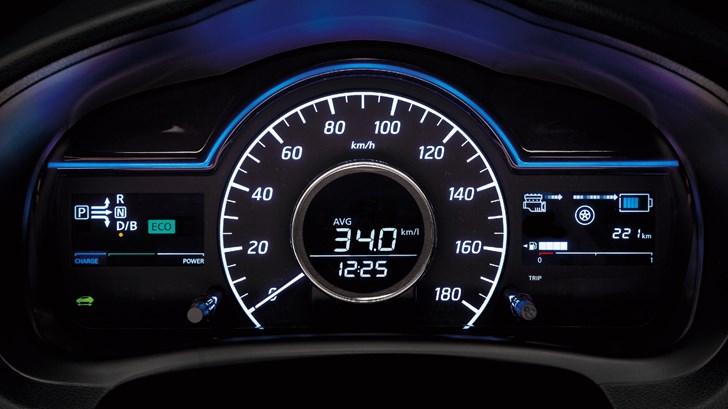 2016 Nissan Note e-Power