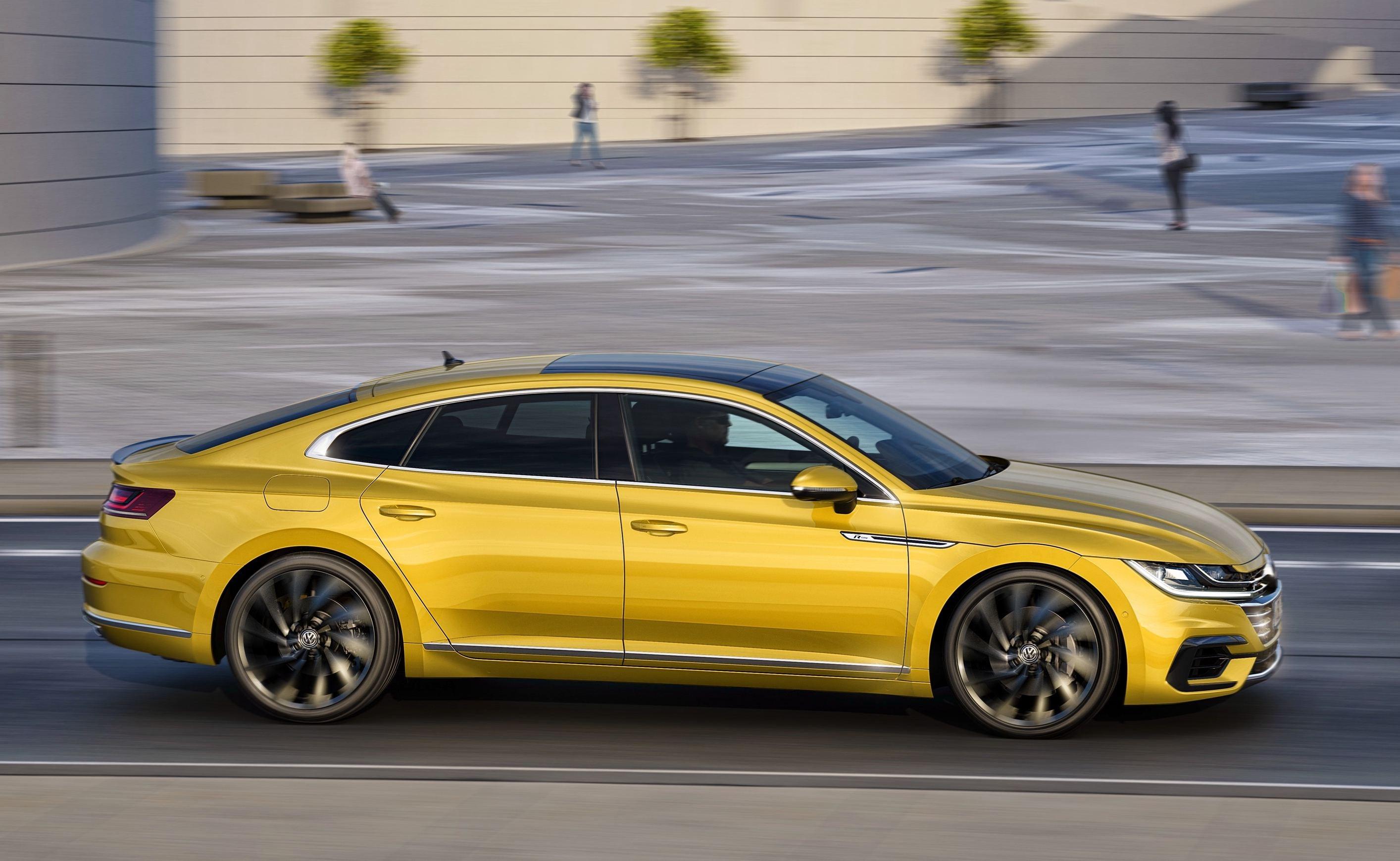 Volkswagen's Flagship Arteon Makes Aussie Landfall Thumbnail