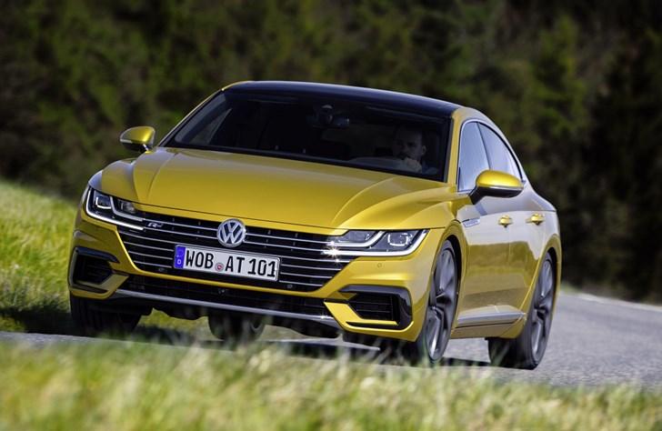 2018 Volkswagen Arteon R-Line -