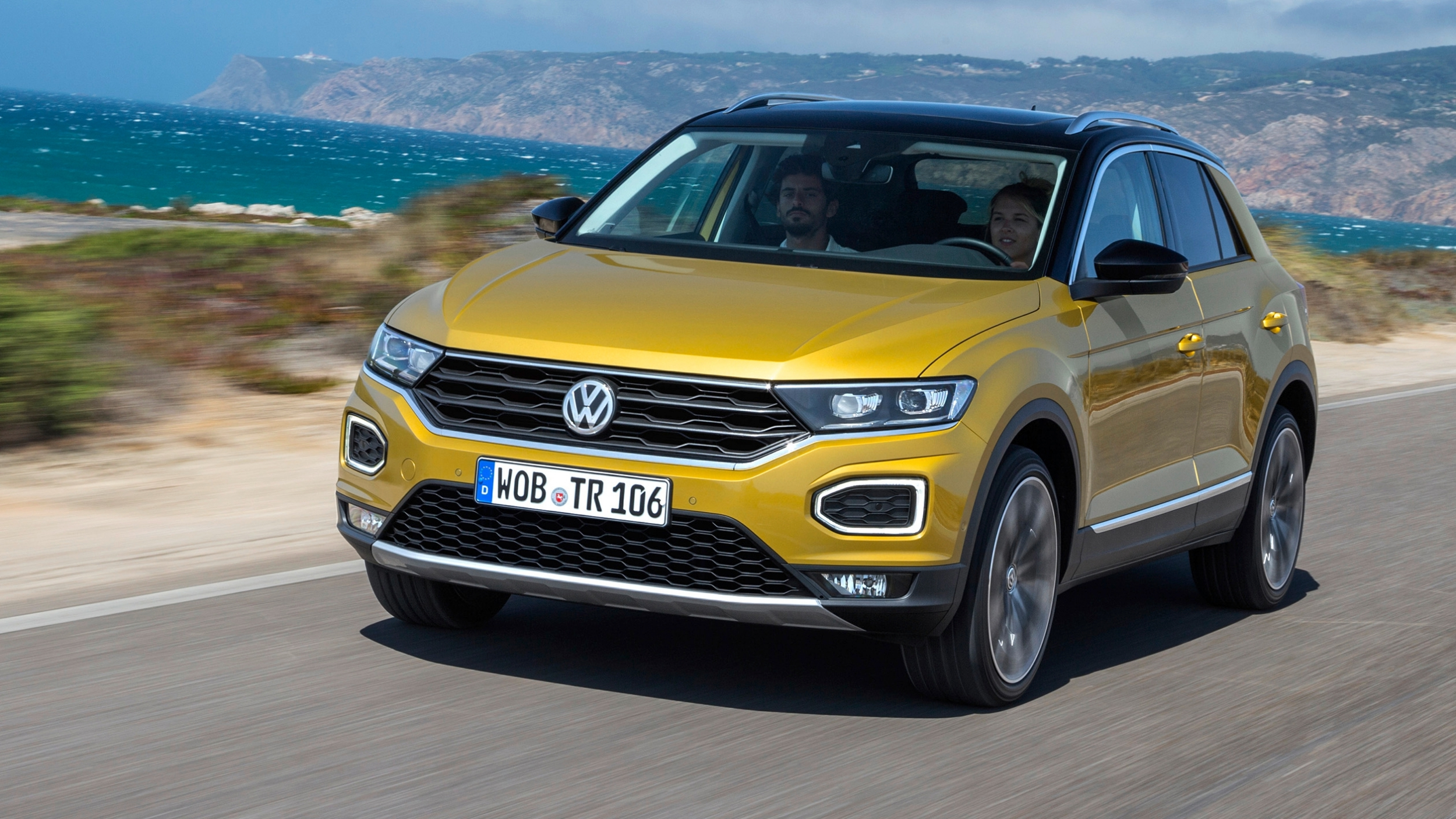 news vw t roc pushed back t cross expected report. Black Bedroom Furniture Sets. Home Design Ideas