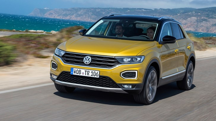 Compact Suv Australia >> News - VW T-Roc Pushed Back, T-Cross Expected — Report