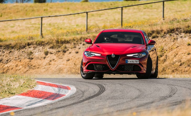 News Alfa S Right Hand Drive Stelvio Qv To Roll Out Mid 2018