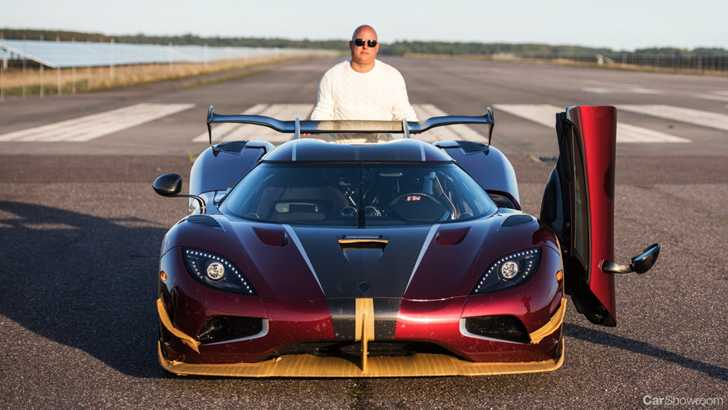 News - Koenigsegg Agera RS Is The World's Fastest Car: 447km/h