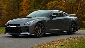 2018 Nissan GT-R Pure