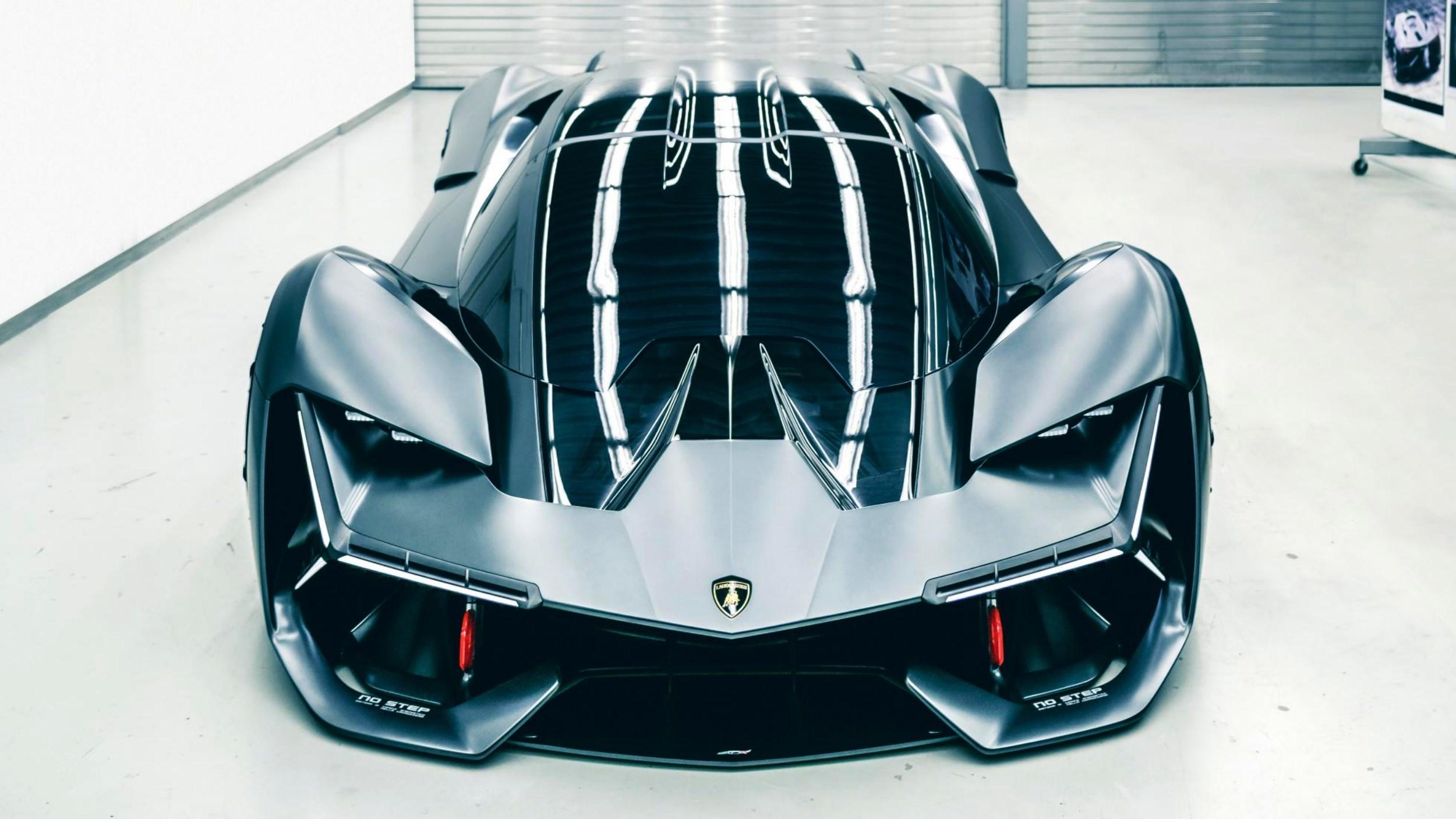 Lamborghini Unveils Terzo Millennio Thumbnail
