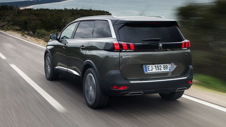 2018 Peugeot 5008 Prices From 43k Here February